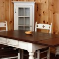 How to Stain Knotty Pine