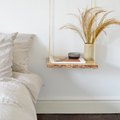 We're Totally Into This Hanging Nightstand DIY