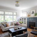 12 Craftsman Living Room Ideas That'll Make Your Home Feel Like a Charming B&B