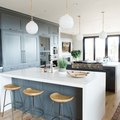 6 Enviable Kitchen Layout Ideas With Islands