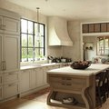 These Cream Kitchens With Wood Floors Got Us Feeling All Dreamy
