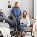 Did You Know That the Duo Behind Fashion Brand Current/Elliott Have a Decor Line at Pottery Barn?