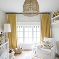 Move Over, Blue and Pink — Yellow Nursery Ideas Are Oh So On-Trend