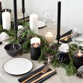 Here's How You Can Create a Holiday Tablescape, Scandinavian Style