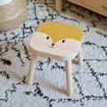 Honestly, Could This Painted IKEA Stool Be Any Cuter?