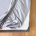 You Will NEVER Struggle Putting on a Fitted Sheet After This Hack