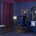 5 Disney Villain-Inspired Rooms You Can Shop and Recreate
