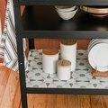 Hack This IKEA Shelf Unit Into a Farmhouse Kitchen Workstation