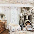 15 Farmhouse Fireplace Ideas That Sizzle