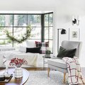 Ask and You Shall Receive: Here Are 7 Ways to Work Plaid Into Your Home This Holiday Season