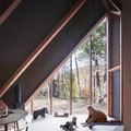 This 180-Square-Foot Cabin in Upstate New York Is All About Hygge