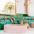 Mosaic Tile Bathroom Backsplash Ideas That'll Prove You Have Impeccable Taste