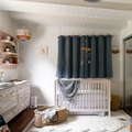 Modern Nursery Ideas That You'll Love to the Moon and Back