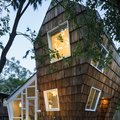 This Wonky Guesthouse Is Like That for a Very Clever Reason