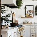 These Farmhouse Christmas Decorating Ideas Are Brimming with Country Charm