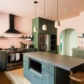 Warning: These Pink Kitchen Color Ideas Are Sizzling Hot