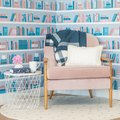 Chasing Paper Teamed Up With a Major Book Publisher for Its New Removable Wallpaper