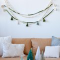 Sweet Boho Holiday Garland Tutorial (Just For You)