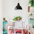 Take a Walk On the Wild Side With These 11 Bohemian Dining Rooms