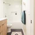 These 8 Bathroom Ideas Are the Reason We Love a Good Bathtub-Shower Combination