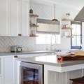 Shake Things Up With These 7 Kitchen Shaker Cabinet Ideas
