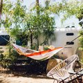 Paradise Is This Ojai Hotel Made Up of Retrofitted Airstreams