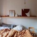 Don't Sleep on These 9 Orange Bedroom Makeover Ideas