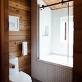 These Rustic Shower Ideas Are Giving Us Major Cozy Cabin Vibes