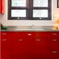 Seeking Red Kitchen Ideas? These 7 Are Totally Hot