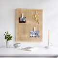 Create a Chic Cane Memo Board Using an IKEA Frame