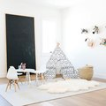This Minimal Playroom Is All Kinds of Chic and Inviting
