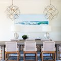 9 Coastal Dining Room Lighting Ideas to Complete Your Seaside Decor