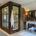10 Farmhouse Shower Ideas to Pin Now
