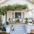 Farmhouse Porch Ideas That Make You Want to Watch the Sunset While Sipping Lemonade