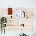 From Simple IKEA Shelf to Totally Genius Shelving Unit
