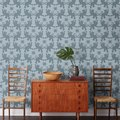 Hygge & West's New Wallpaper Collection Is a Vintage Fantasy Come True
