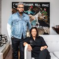 This LA Creative Couple Lives Surrounded by Contemporary Art