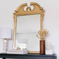 How to Gild a Thrift Store Mirror (Two Easy Techniques to Try)