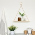 Hanging Wall-Mounted Shelf DIY for Literally Any Bathroom