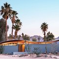 This Tiny Palm Desert Bachelor Pad Was Preserved to Midcentury Perfection