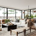 8 Boho Coastal Living Room Ideas That'll Convince You to Stay Awhile