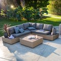 Set Up a Space of Comfort and Ease in Your Own Backyard
