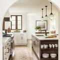 Rustic Kitchen Island Ideas to Help You Get That Cozy Cabin Look