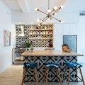 A Tiled Kitchen Steals the Spotlight in a Lower Manhattan Loft