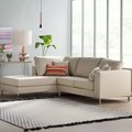 15 Comfortable Yet Chic Sectional Sofas Under $1,000
