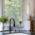 7 Arabesque Tile Backsplash Ideas That'll Add Unique Flair to Your Kitchen