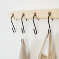 Meet the S-Hook Shelf: A Simple Way to Squeeze Extra Storage Into Any Small Space