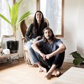 Morrow Soft Goods Co-Founders Give Us a Peek Inside Their 1920s Hillside Home
