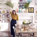 Drew Barrymore Just Launched Her Own Line of Affordable, Bohemian Home Decor