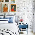 These 8 Unique Guest Bedroom Decorating Ideas All but Guarantee a Pleasant Stay